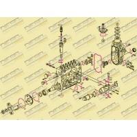 Ремкомплект 2 417 010 046 // WUXI WEIFU (6 цилиндров)